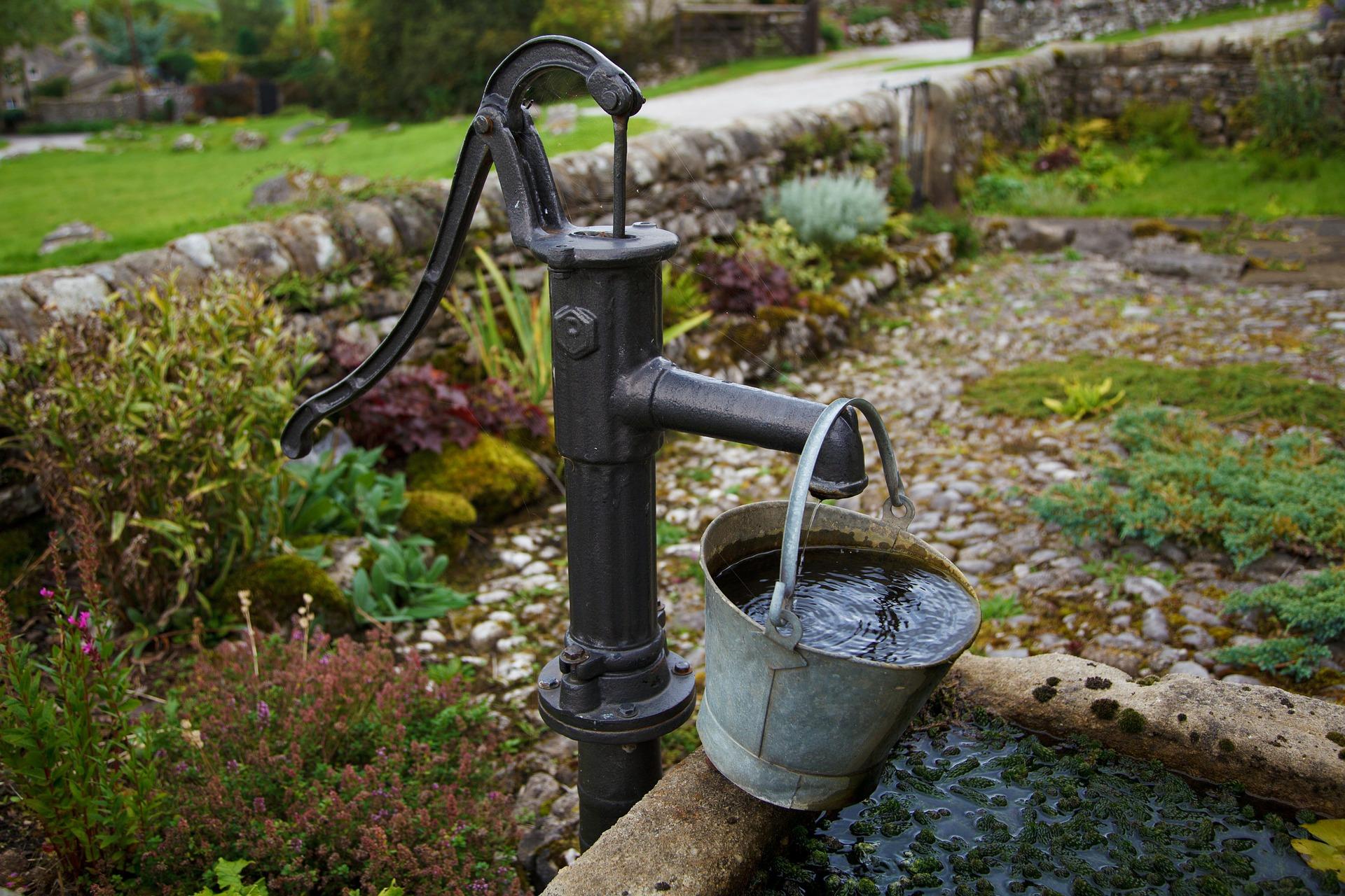 water filteren - drink nooit ongezuiverd water